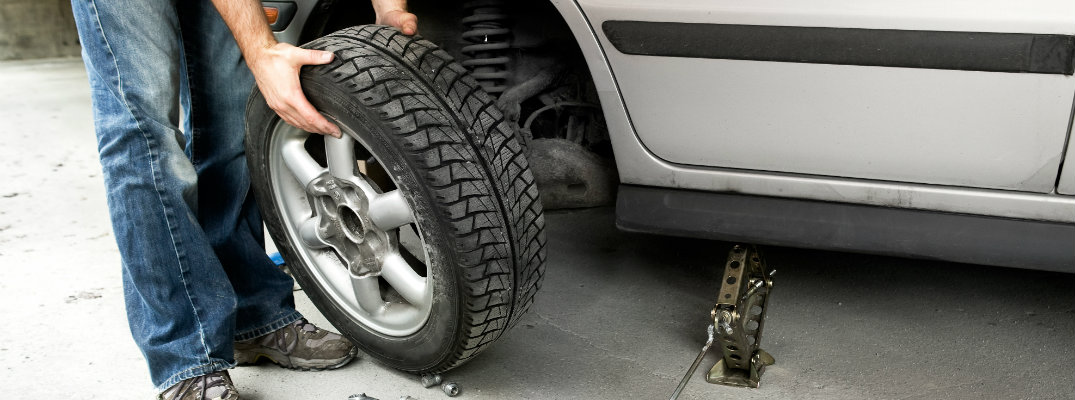 How to change a flat tire in your used car