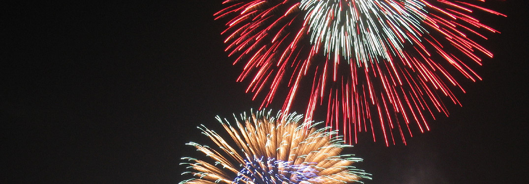 4th of July Fireworks shows in Grand Junction CO for 2017