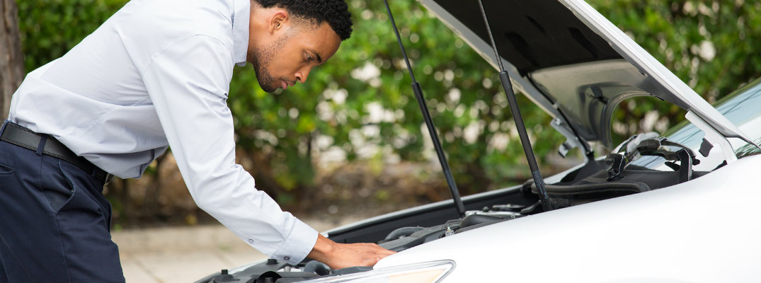 What to do if your used vehicle is overheating