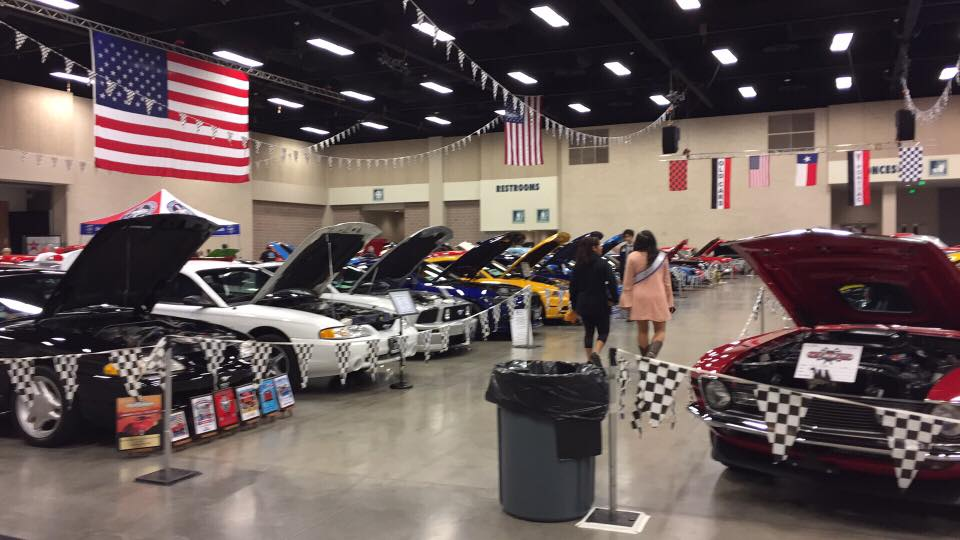 Payne auto group participates in the ktex ten man jam for Ed payne motors mission