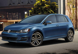 Volkswagen Golf TSI Ranked Best 4-Cylinder Engine Irvine, CA