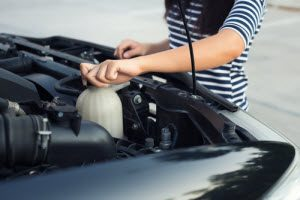 How to Check My Engine Coolant | Norm Reeves Volkswagen Irvine