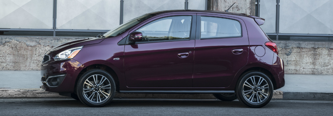 2017 Mitsubishi Mirage Recognized as Most Affordable Car to Lease
