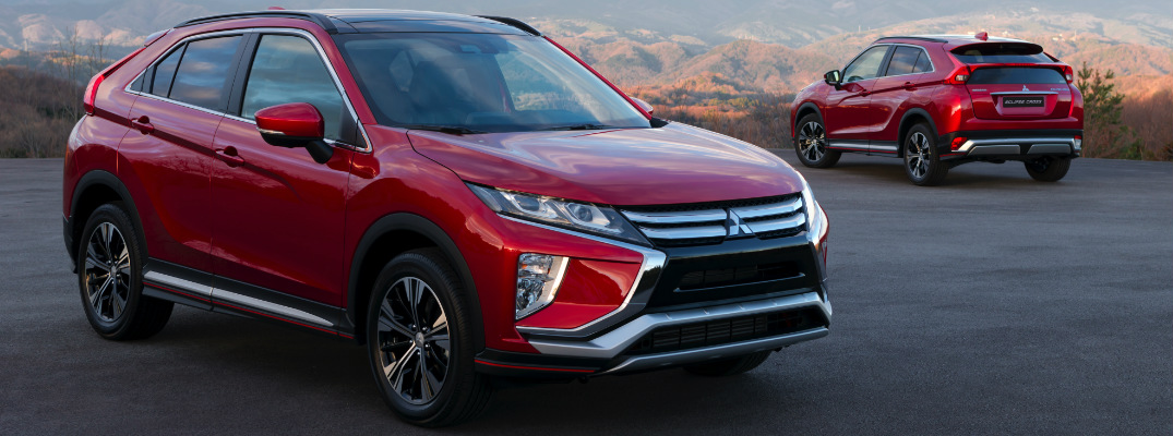 2018 Mitsubishi Eclipse Cross Compact SUV Debut and Release Date