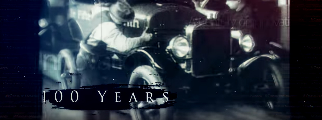"Watch Mitsubishi ""100 Years of Innovation"" Video"