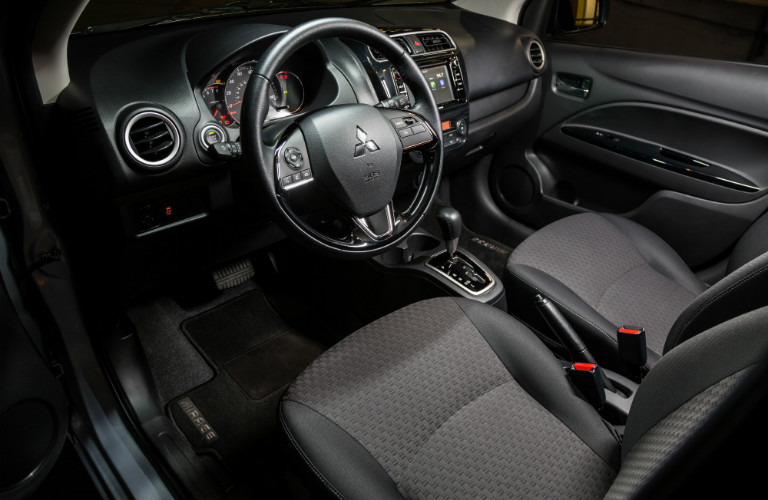 What's New For The 2018 Mitsubishi Mirage?