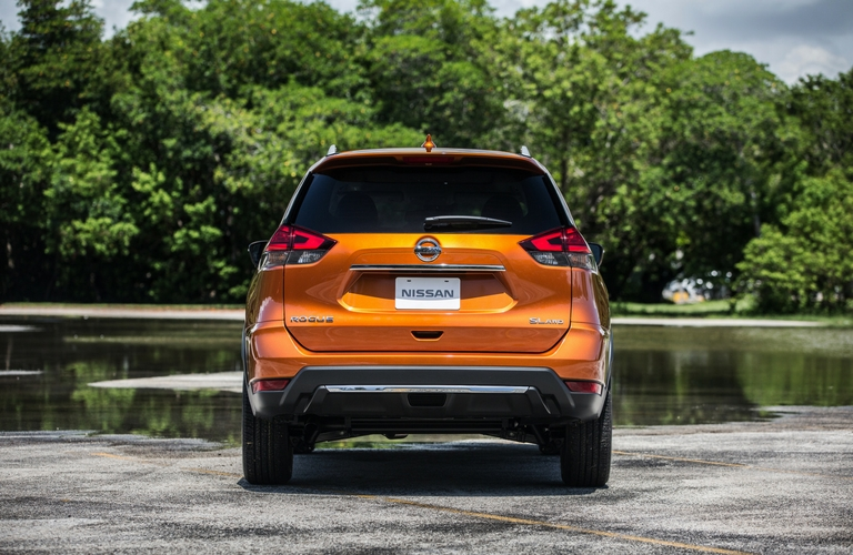 Nissan Rogue Towing Capacity >> 2017 Nissan Rogue Maximum Towing Capacity