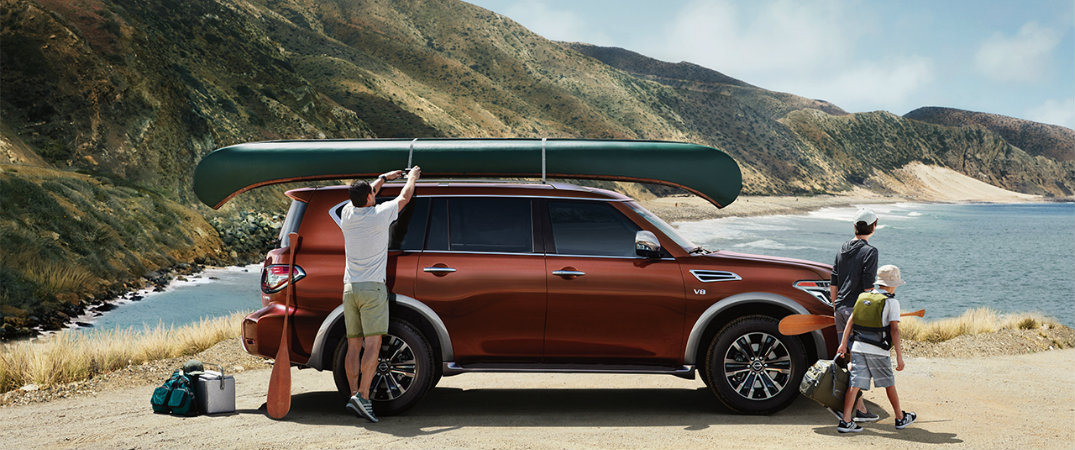 Compare Cargo Towing Solutions Vs Hopkins Engager: 2017 Nissan Armada Towing Capacity
