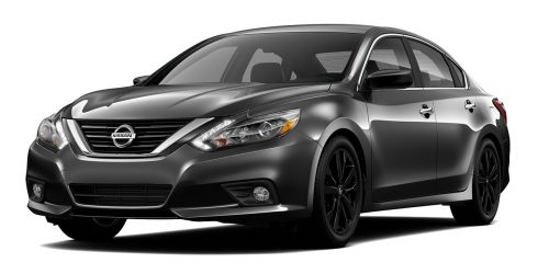 2017 Nissan Murano Midnight Edition >> 2017 Nissan Altima Midnight Edition Options