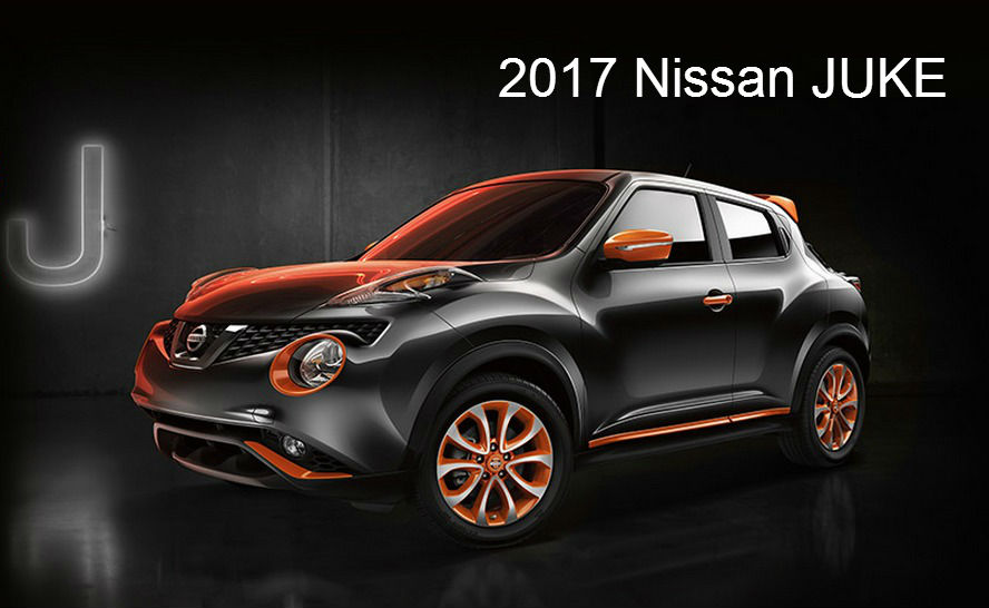 2017 Nissan Juke Vs 2017 Nissan Versa Note Color Studio