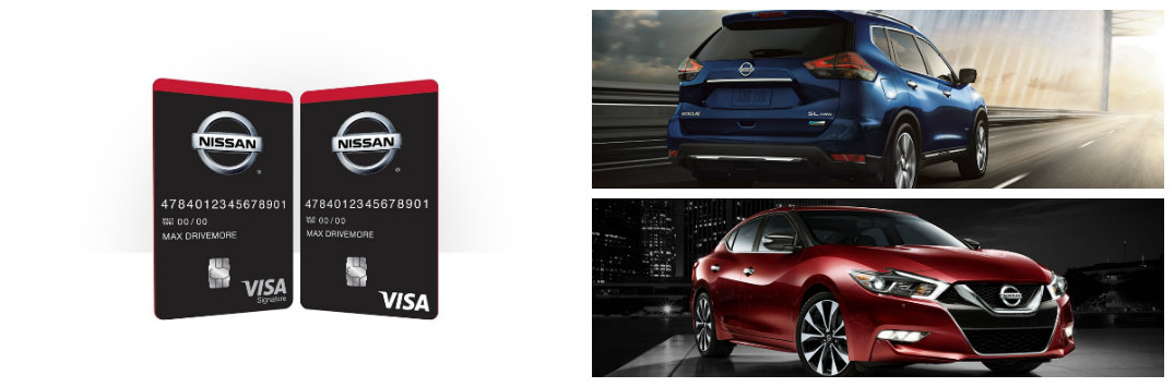 Nissan Visa Credit Card Nmac And Synchrony Features And