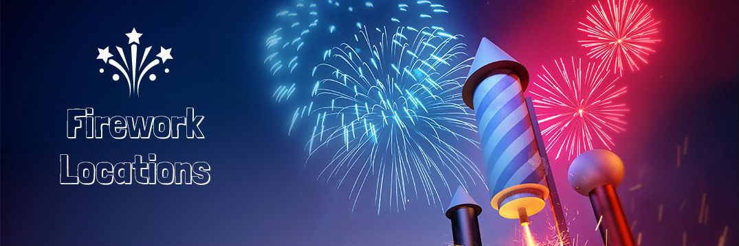 Chesterton La Porte IN fireworks shows and parade for July 4 2017