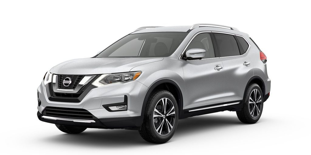 2017 Nissan Rogue Exterior Paint And Interior Color Options