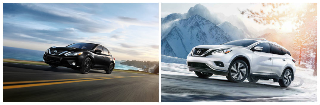 2017 Nissan Altima and 2017 Nissan Murano J.D. Power APEAL Study