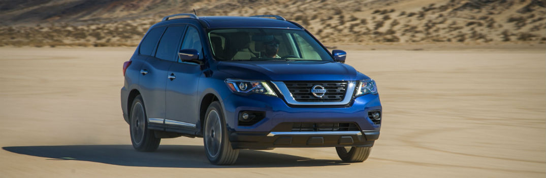 2018 Nissan Pathfinder SUV release date and specs