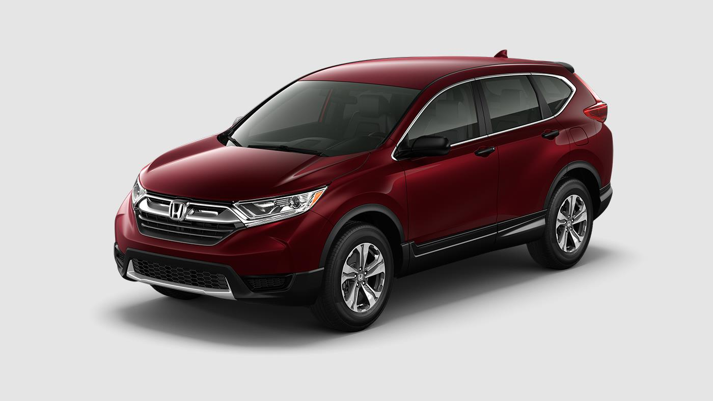 Honda CR-V Basque Red