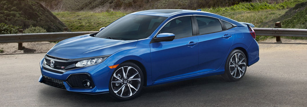 2017 honda civic sedan configurations and key features