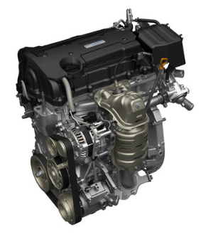 2017 Honda CR-V base model engine