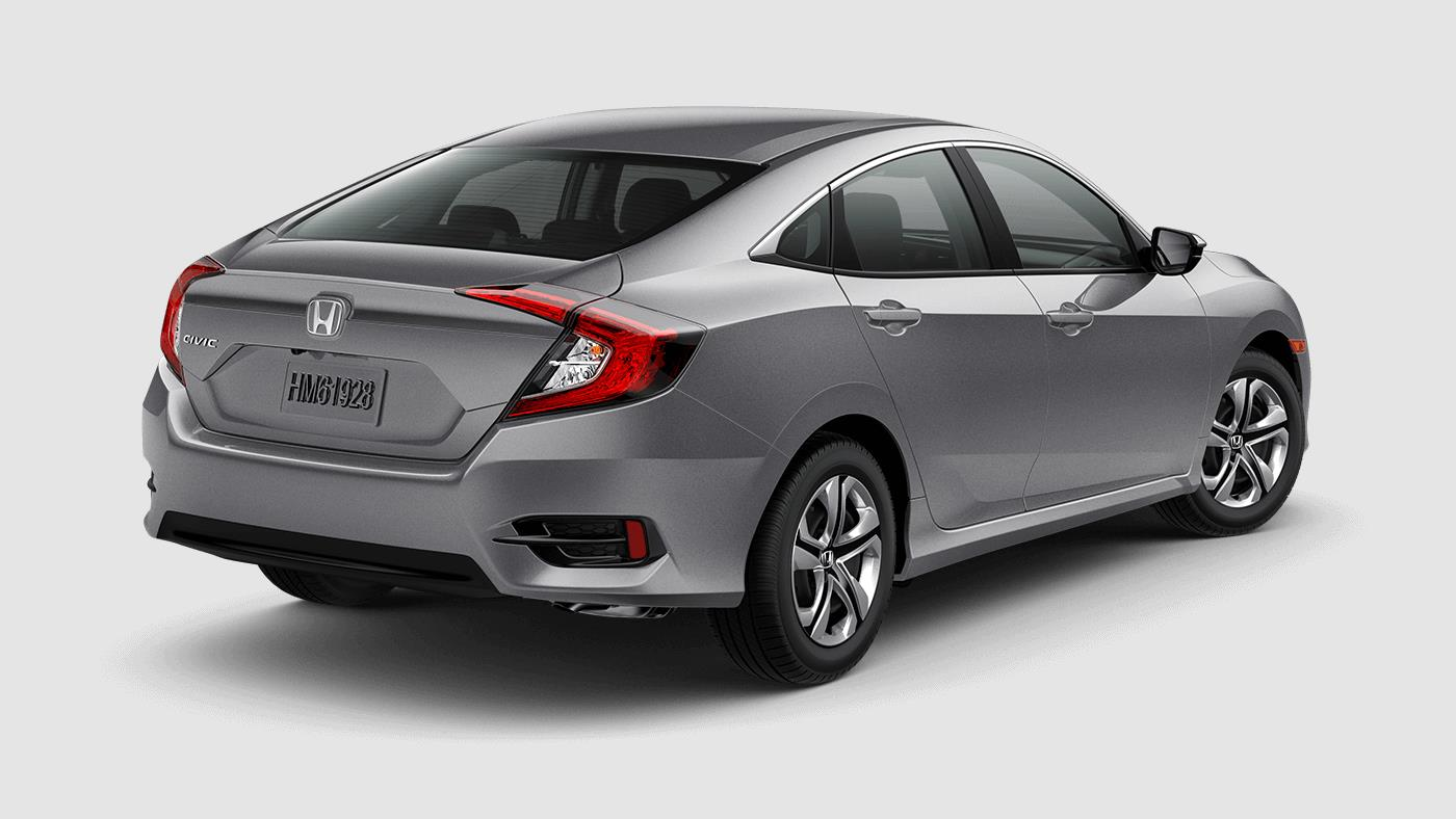 Honda Civic Colors U003eu003e 2017 Honda Civic Sedan Color Options