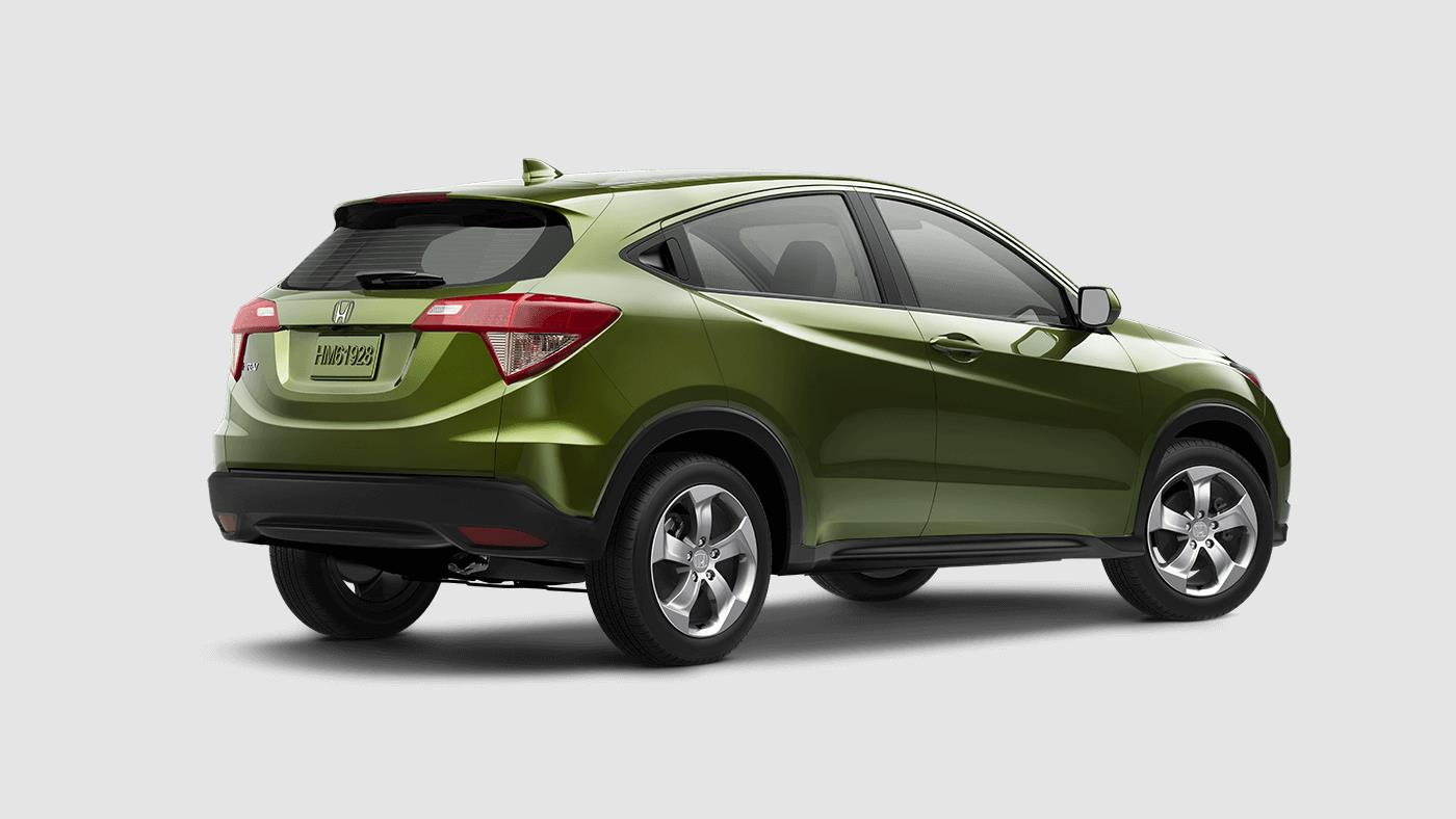 2017 Honda HR-V Misty Green Pearl
