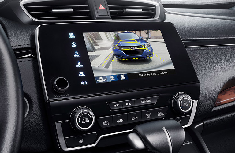 2017 Honda CR-V LX rearview camera