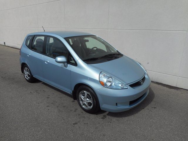 Used 2007 Honda Fit