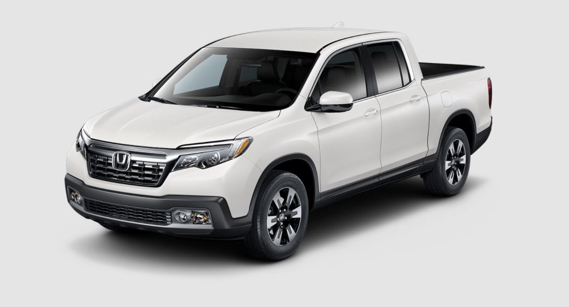 2018 Honda Ridgeline color options - available at Indy Honda