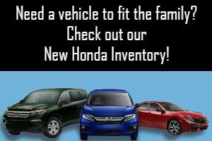 View Our New Honda Inventory