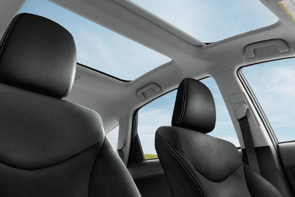 Toyota Models with Moonroofs