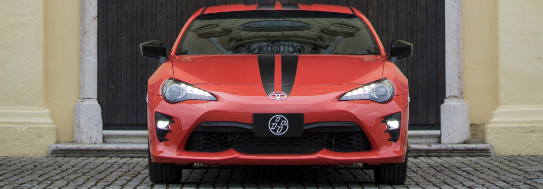 What features does the 2017 Toyota 860 Special Edition offer?