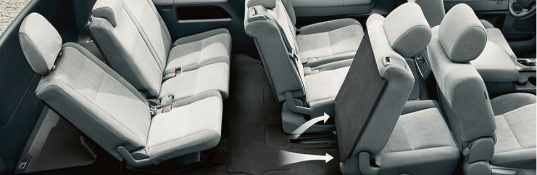 What is the Seating Capacity in the 2017 Toyota Sequoia?
