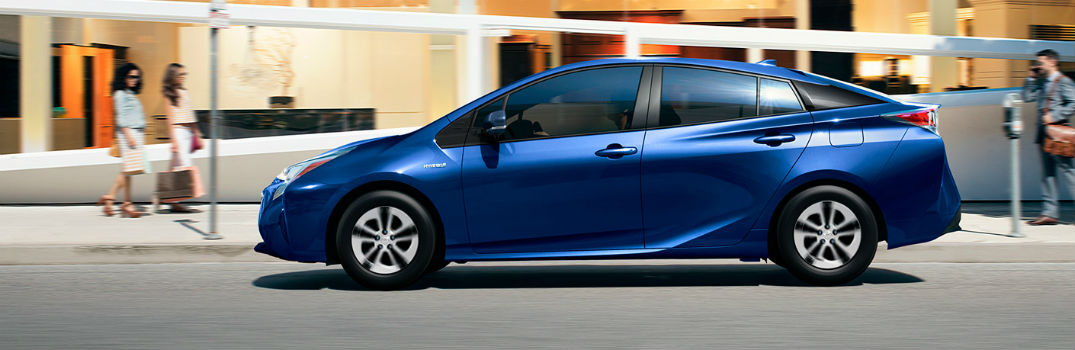 Why Should I Buy a 2017 Toyota Prius?
