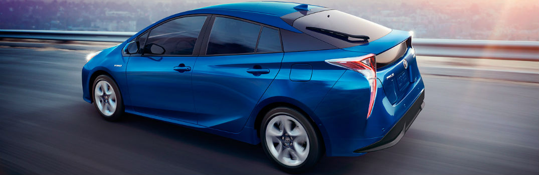 2017 Toyota Prius Technology Specs and Features