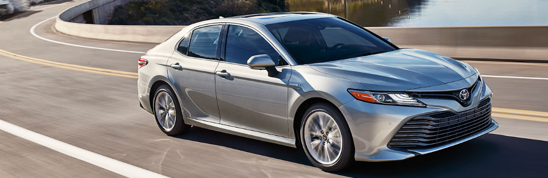 See the New 2018 Toyota Camry