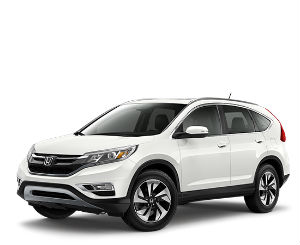 What are the Color Options for the 2016 Honda CRV