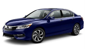how many color options are there for the 2016 honda accord