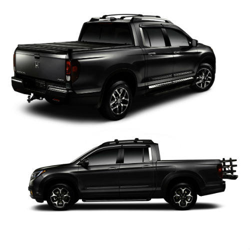 Check Out These Decked Out Ridgeline Models At The 2016