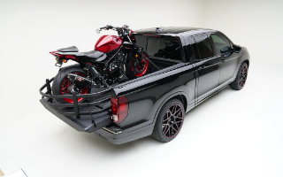 Check Out These Decked Out Ridgeline Models at the 2016 SEMA Show