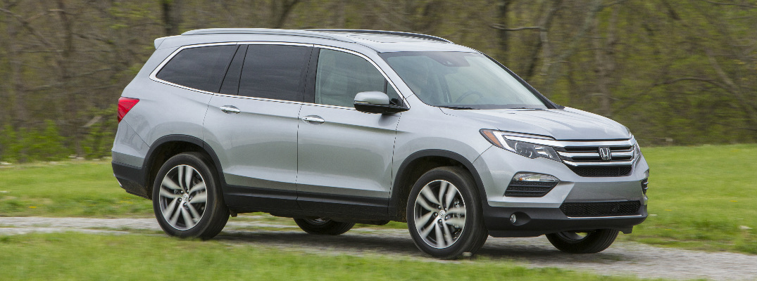 2017 honda pilot off road features For2017 Honda Pilot Features