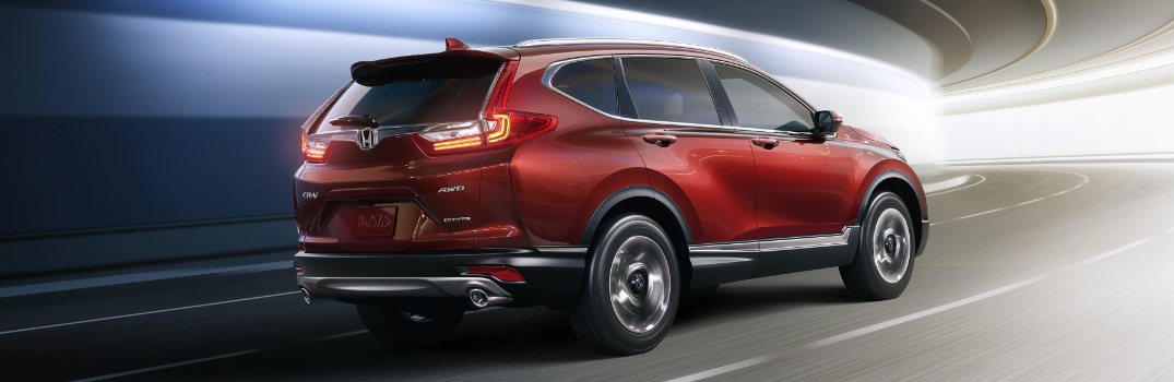 What are the trims and pricing for the 2017 Honda CR-V?