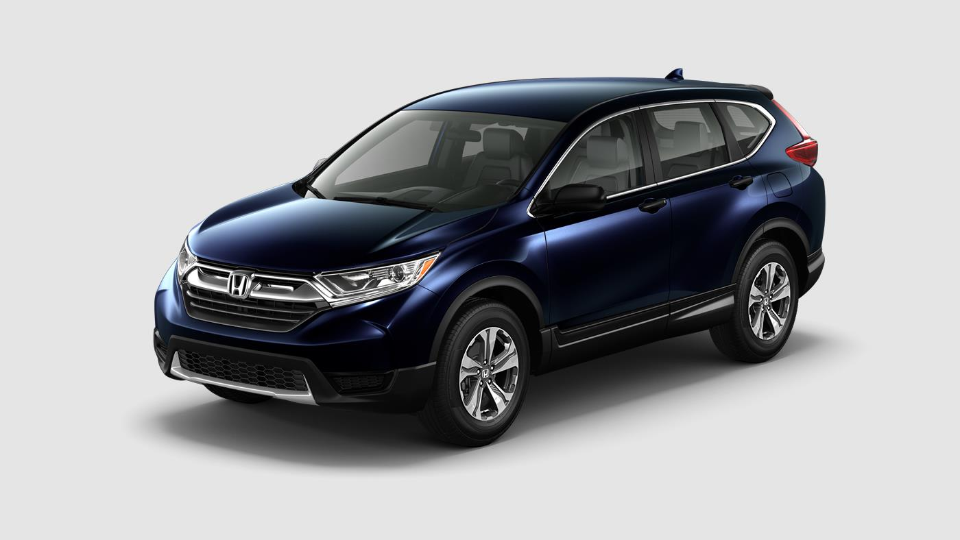 2017 honda cr v exterior color options