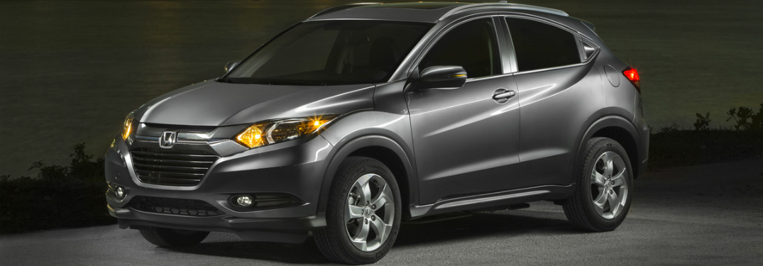 2017 honda hr v trim level breakdown. Black Bedroom Furniture Sets. Home Design Ideas