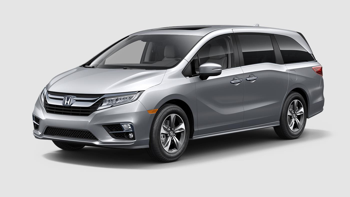What are the 2018 honda odyssey color options lunar silver as shown on the 2018 honda odyssey touring nvjuhfo Image collections