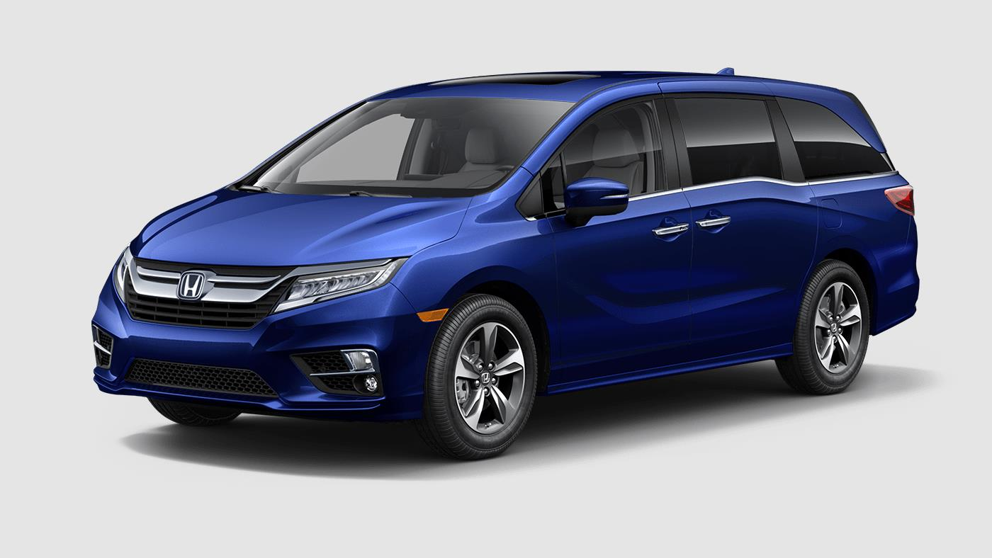 What are the 2018 honda odyssey color options for Honda odyssey colors 2018