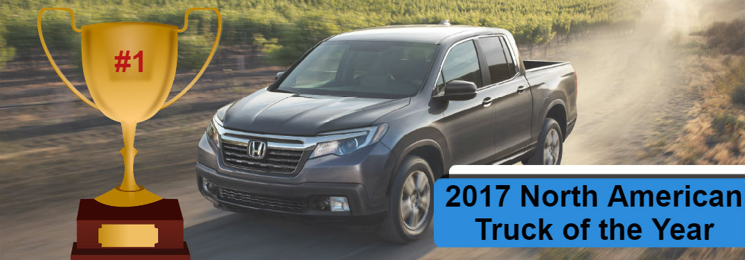 2017 North American Truck of the Year winner