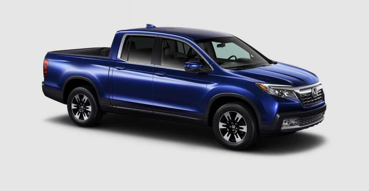 2018 Honda Ridgeline Exterior Options Available At