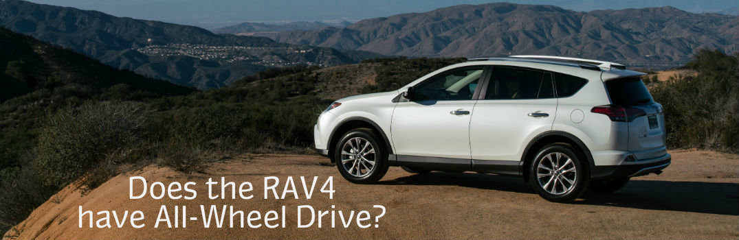 does the toyota rav4 have all wheel drive. Black Bedroom Furniture Sets. Home Design Ideas