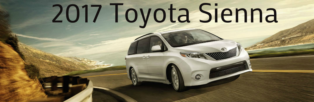 what 39 s new with the 2017 toyota sienna. Black Bedroom Furniture Sets. Home Design Ideas