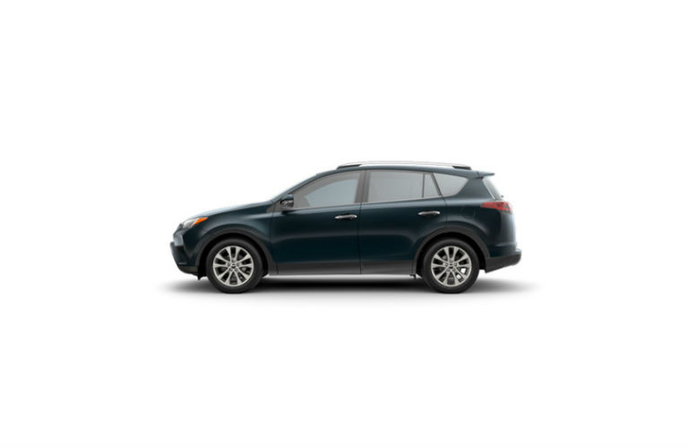 does the 2017 rav4 have any new features. Black Bedroom Furniture Sets. Home Design Ideas