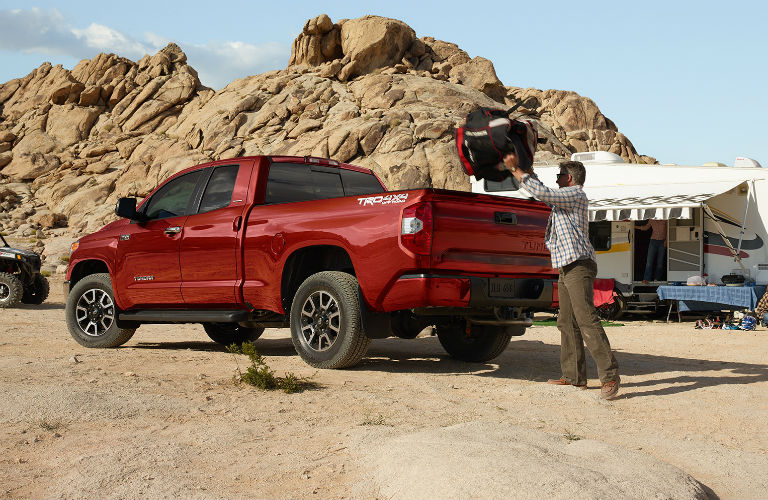 first look at the 2017 toyota tundra. Black Bedroom Furniture Sets. Home Design Ideas
